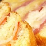 Rellenos de jamón, relleno de queso, rellenos para bocadillo